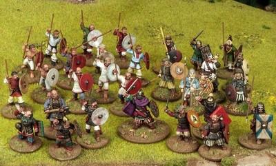 Pagan Rus Warband Starter (4 points) - SAGA - Pagan Rus