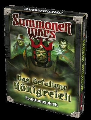 Summoner Wars - Das Gefallene Königreich - Fraktionsdeck - Uhrwerk Verlag