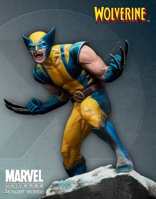 Wolverine 70mm - Marvel Knights Miniature