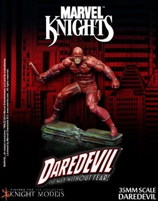 Daredevil - Marvel Knights Miniature