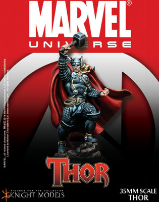 Thor - Marvel Knights Miniature
