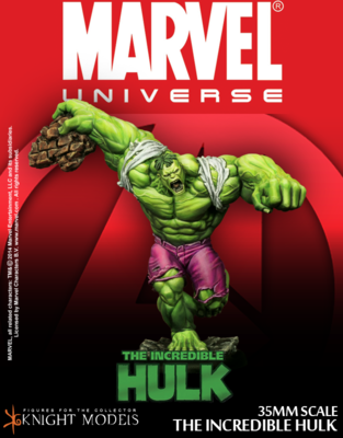 Hulk - Marvel Knights Miniature