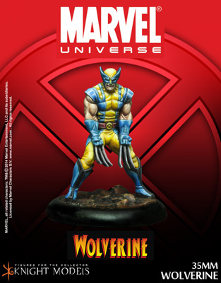 Wolverine - Marvel Knights Miniature