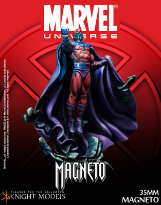 Magneto - Marvel Knights Miniature