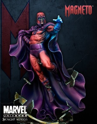 Magneto 70mm - Marvel Knights Miniature