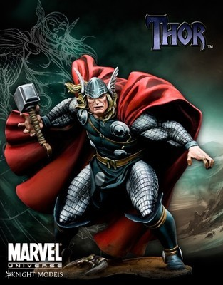 Thor 70mm - Marvel Knights Miniature