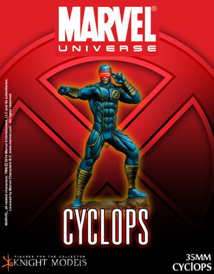 Cyclops - Marvel Knights Miniature
