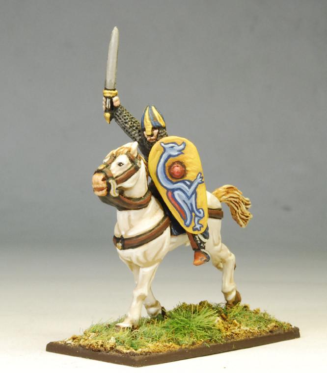 Mounted Norman Warlord - SAGA - Normannen