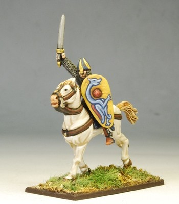 Mounted Norman Warlord - SAGA - Normannen