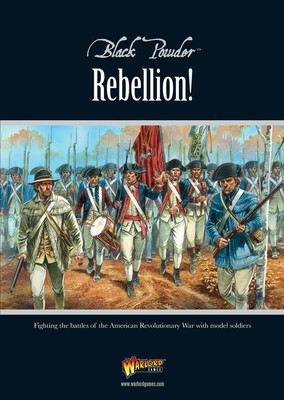 Rebellion! (American War of Independence) (e) - Black Powder Erweiterung - Warlord Games
