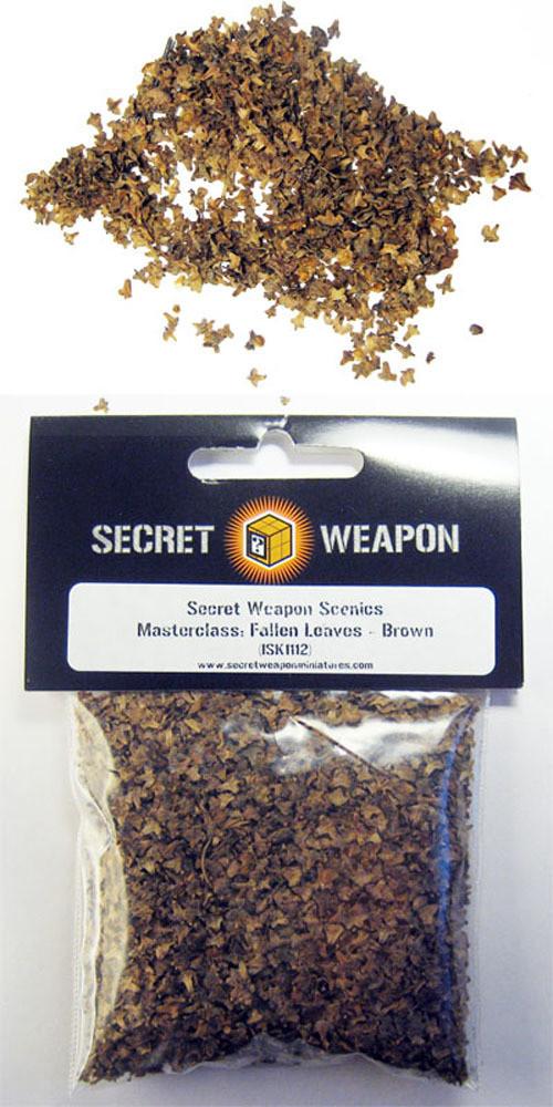 Fallen Leaves - Brown (Masterclass Scenics) - Secret Weapon