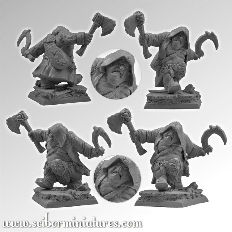 Ogre Ripper - Scibor Miniatures