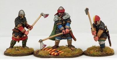 Harold Godwinson & His Brothers - Heroes of the Viking Age - SAGA