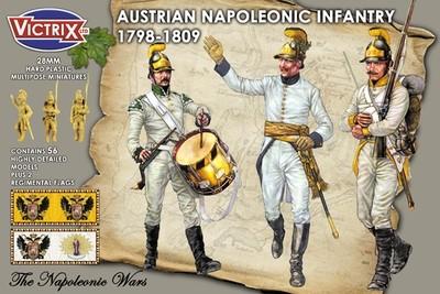 Austrian Napoleonic Infantry 1798-1809 - Victrix