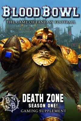Blood Bowl Death Zone Season One (Expansion, English) - Games Workshop