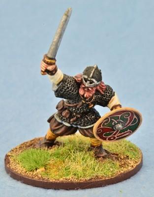 Viking Warlord B - SAGA - Wikinger