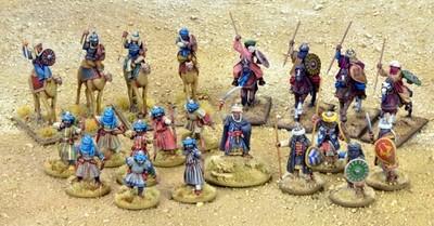 Mutatawwi'a Starter Warband - SAGA: Crescent & The Cross - Kreuzritter