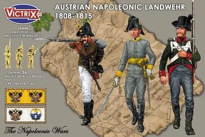 Austrian Napoleonic Landwehr 1808-1815 - Victrix