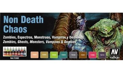 Non Death Chaos - Vallejo Model Color - Farbset