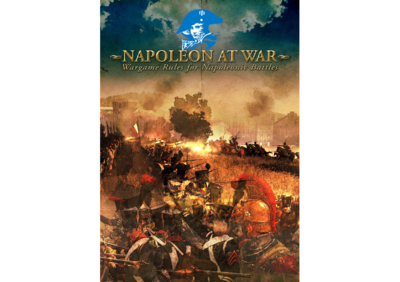 Napoleon at War Rulebook - Hardcover (English)