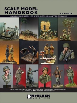 WWII SPECIAL VOL.1 - Mr Black Publications