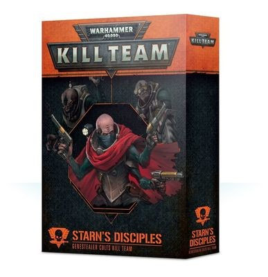 Starns Jünger – Kill Team der Genestealer Cults - Warhammer 40K - Games Workshop