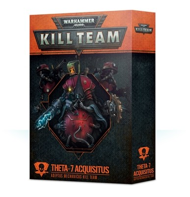 Theta-7 Acquisitus – Kill Team des Adeptus Mechanicus - Warhammer 40K - Games Workshop