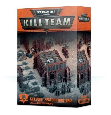 Killzone: Sector Fronteris Environment Expansion (Englisch) - Warhammer 40K - Games Workshop