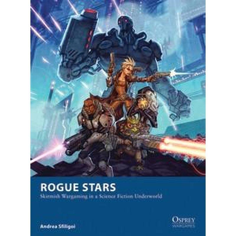 Rogue Stars - Osprey Wargames OP-OWG17