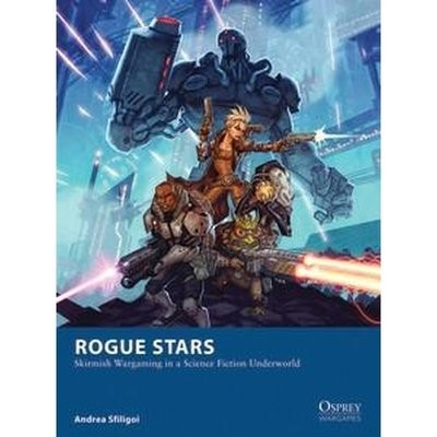 Rogue Stars - Osprey Wargames