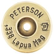 .338 Lapua Magnum Brass Cartridge - Box of 50