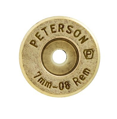 7mm-08 Remington Match Grade Cartridge - Box of 50