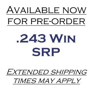 .243 Winchester SRP - Box of 50