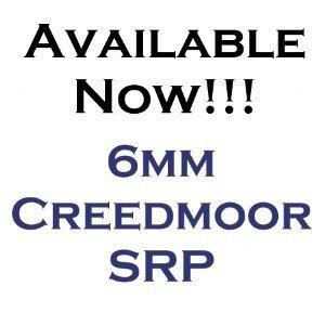 6mm Creedmoor SRP- Box of 50