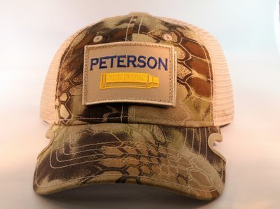 Peterson Cartridge Notch Highland Camo Operators Hat