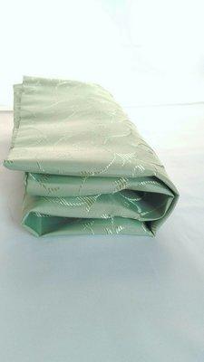 Fata masa brocart verde 130x140 cm
