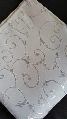 servet brocart ivory 100% polyester