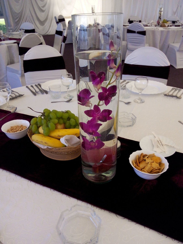 Vaza sticla tip cilindru