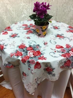 Fata masa / capac masa model floral