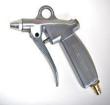 Blaspistole BPA 101, Druckluftblaspistole, Aluminium, Stecknippel, Düse 1,5 mm 507001
