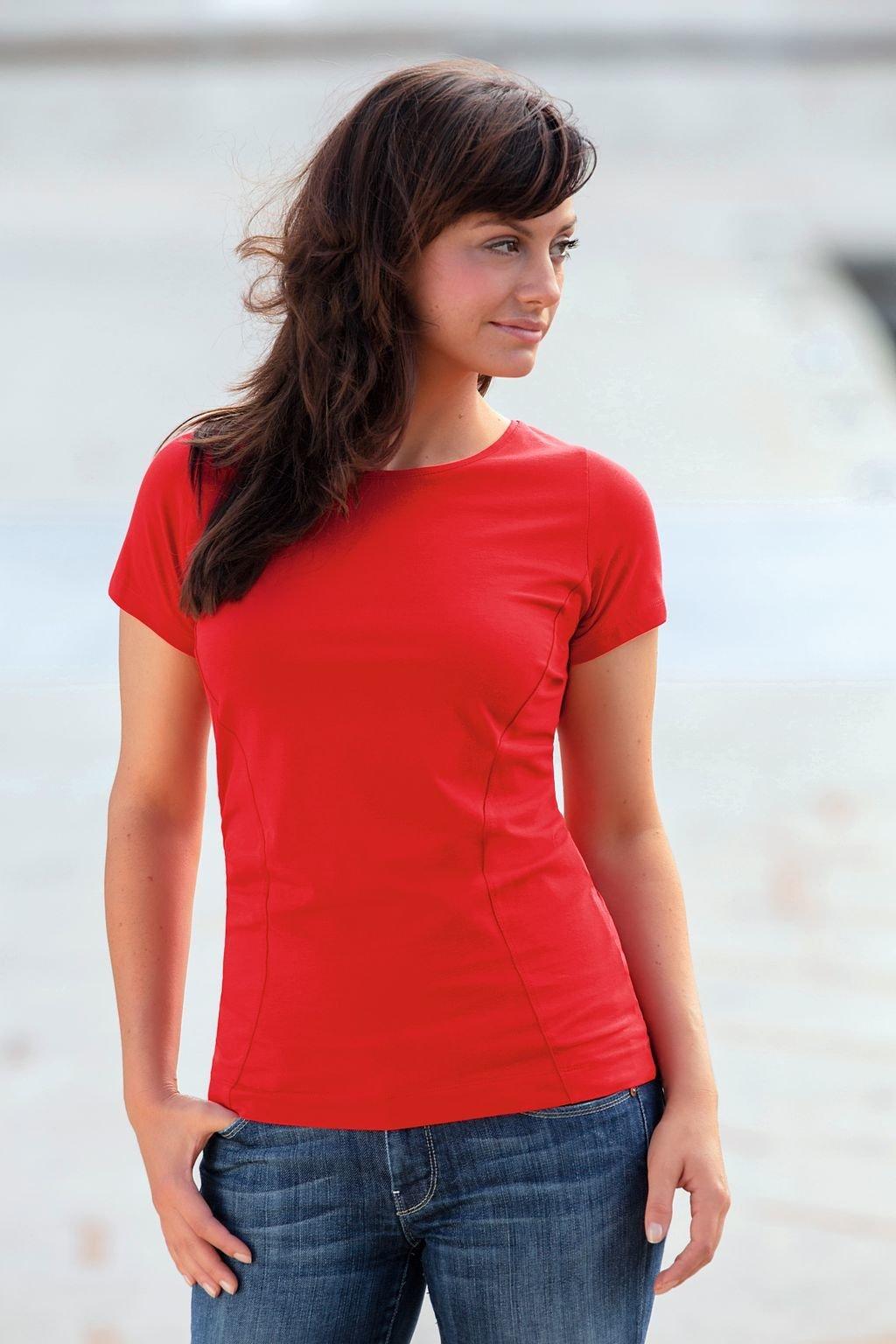 Style T-Shirt Damen in 10 Farben bhc208229