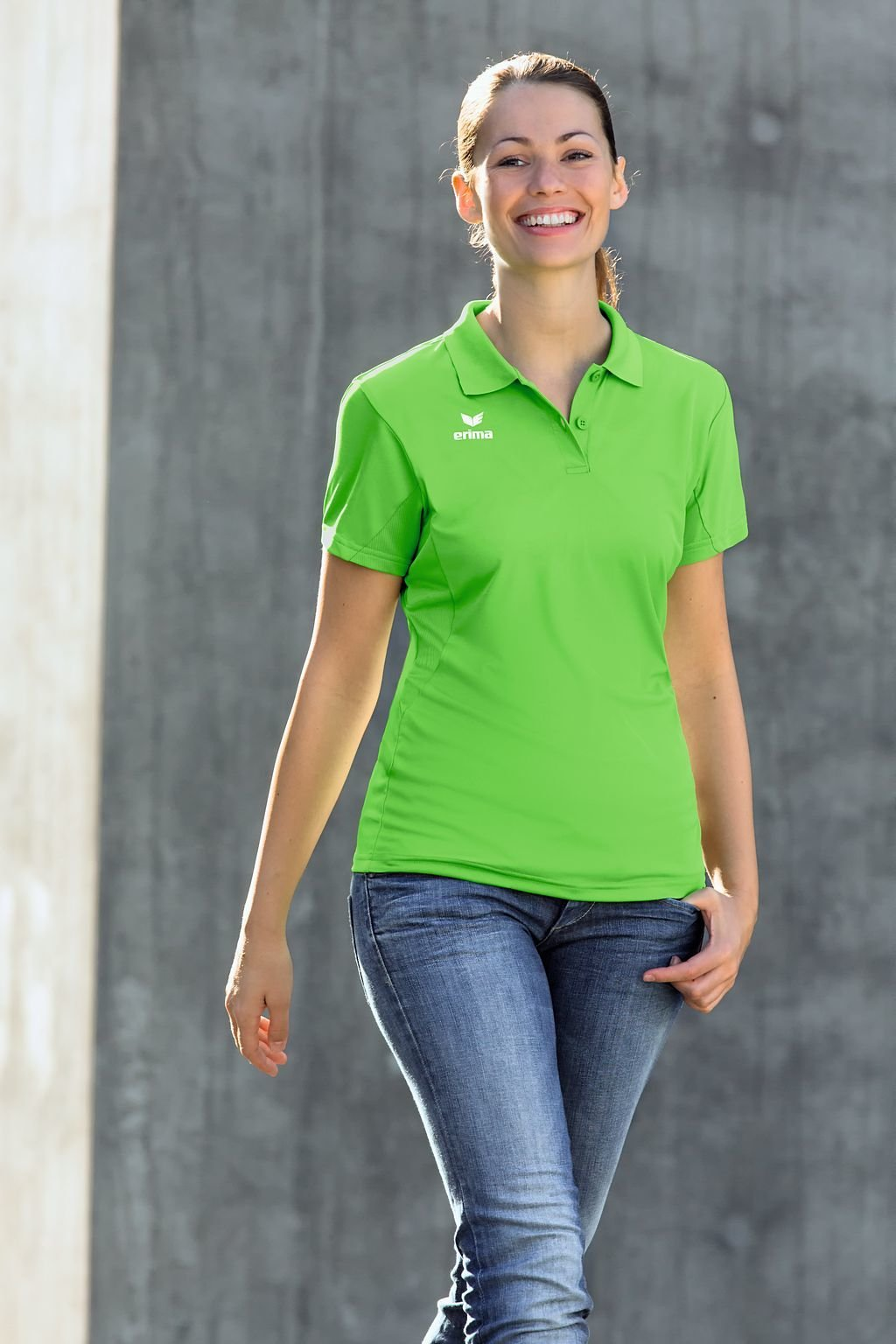 Funktions Polo-Shirt Damen a211410