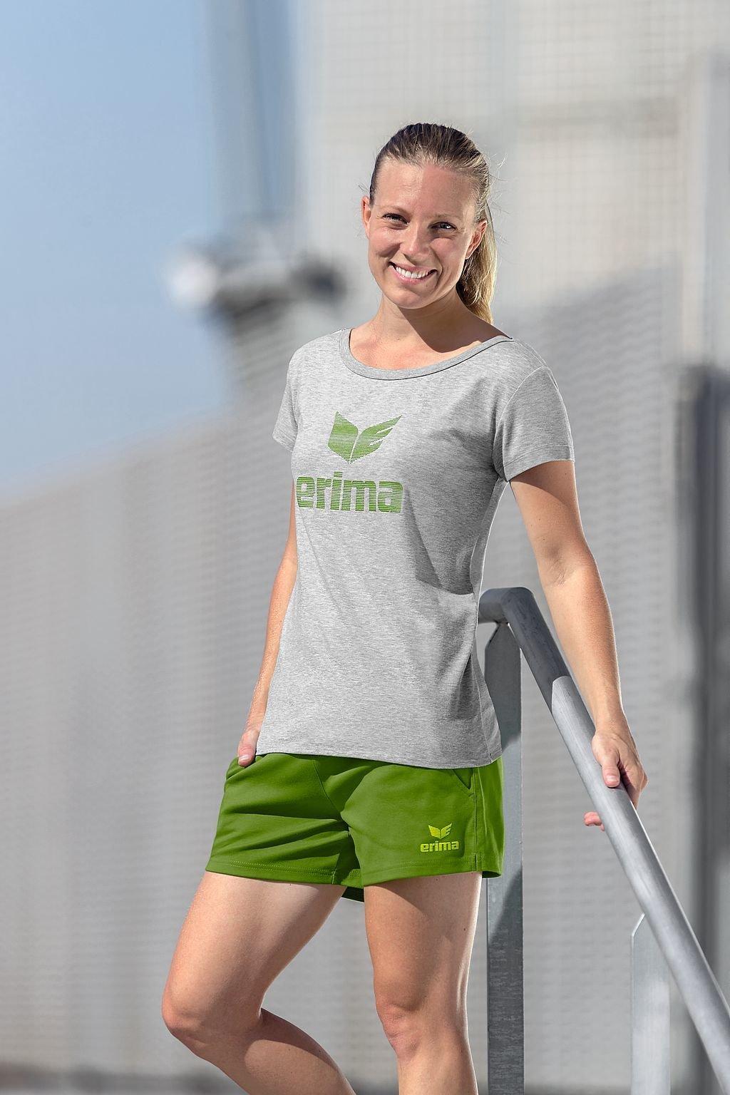 Essential T-Shirt Damen d2081809