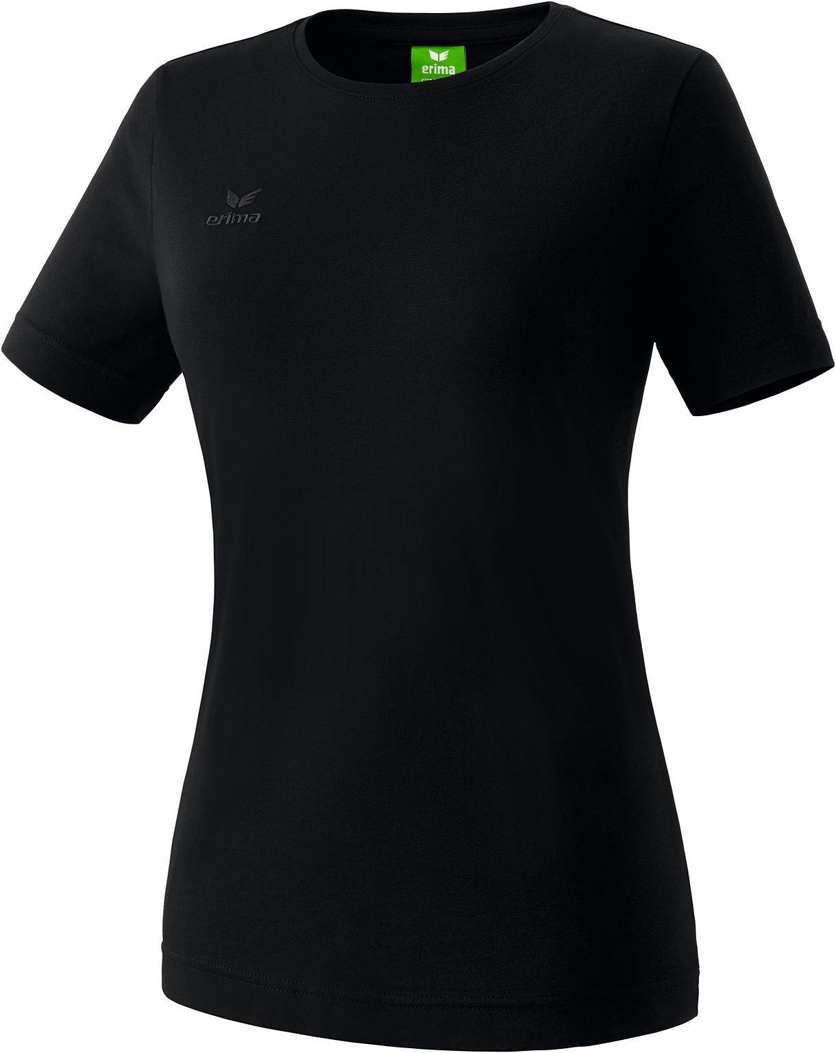 Baumwolle T-Shirt Damen in 10 Farben bhc208370