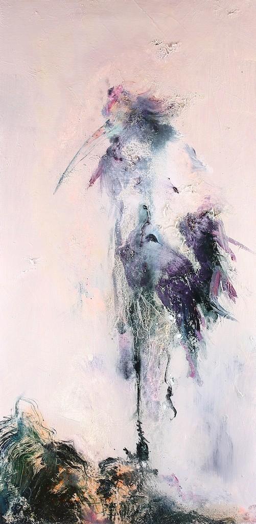 Yu Chuan - Chinese flower and bird series N°5