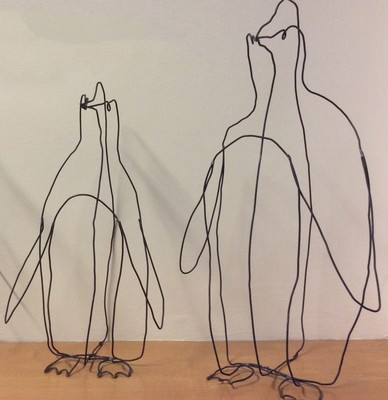Jenifer Carey - Penguins