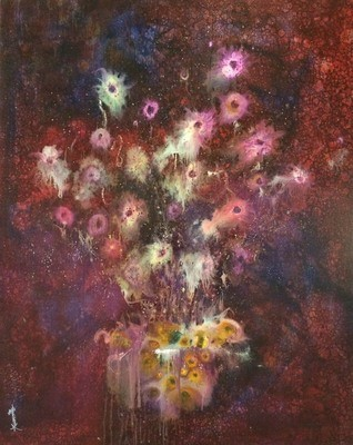 Yu Chuan - Flower series N°22
