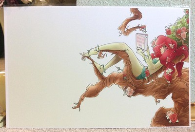 11x17 Print: Poison Ivy