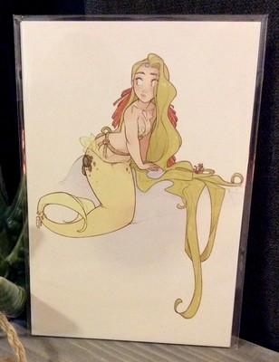4x6 Print: Anemone