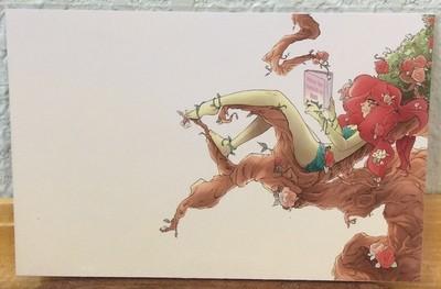 4x6 Print: Poison Ivy